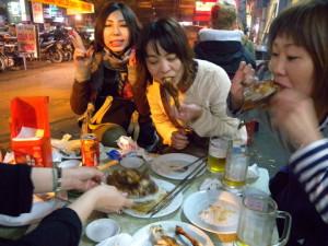 マスターのベトナム日記⑤ 焼き鳥とビールは世界共通、の巻
